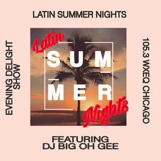 105.3 WXEQ Latin Summer Nights Vol.3