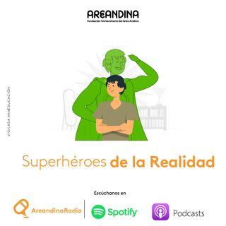 Superhéroes de la realidad - Gema del espacio