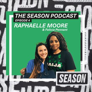 Ep 4: Raphaelle Moore on Fashion East and being a Chelsea FC super fan
