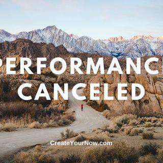 2376 Performance Canceled