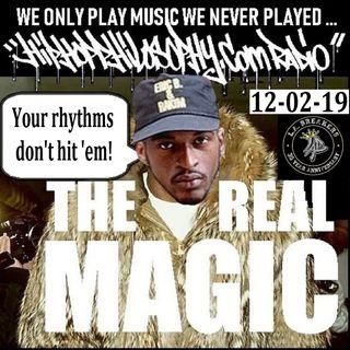 HipHopPhilosophy.com Radio - 12-02-19 - Monday Night Fresh