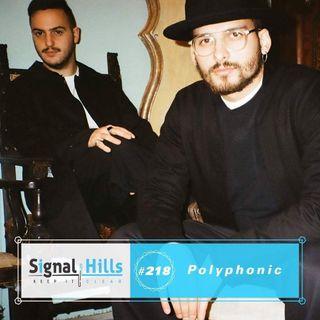 Signal Hills #218 Polyphonic