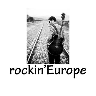 "Rockin'Europe ""THE FLYING DUTCH MEN "" di e con Davide Catinari"