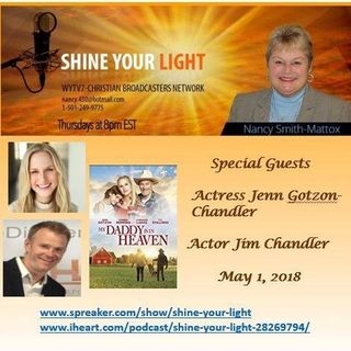 Shine Your Light **Special Edition** #PODCAST Has Your Faith Ever Been Tested