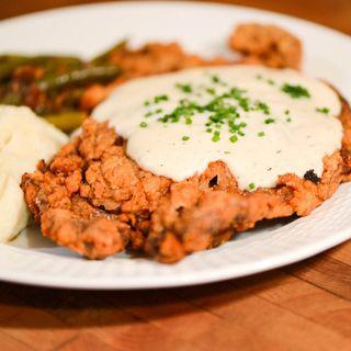 #32 - Chicken Fried Steak!