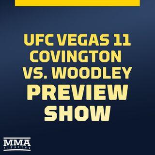 UFC Vegas 11 Preview Show