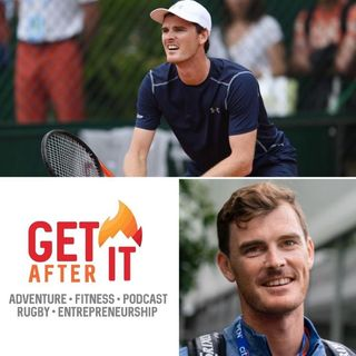 Episode 90 - with Jamie Murray - 7 time Grand Slam doubles winner and former world No.1