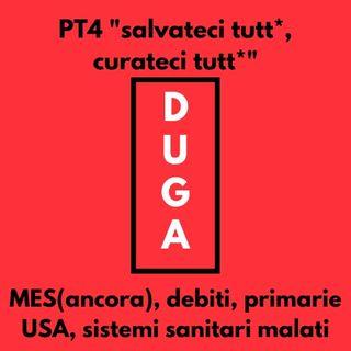 """pt4 """"salvateci tutt*, curateci tutt*""""_di MES, debiti, primarie USA, e sistemi sanitari malati"""