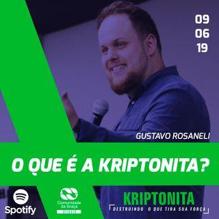 O que é a kriptonita?
