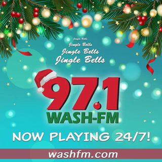 Blasting Christmas Music!