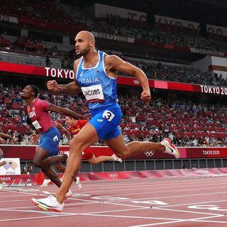 Olimpiadi Tokyo 2020 - Finale 100 mt uomini - Marcell Jacobs nella storia!!!