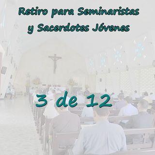 Retiro Seminaristas 03 - La formación sacerdotal es radical y también gradual