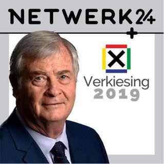 Netwerk24 praat politiek met dr. Pieter Groenewald