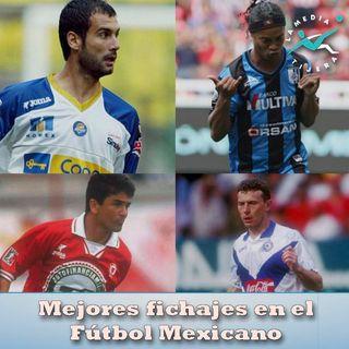 Mejores Fichajes en el Fútbol Mexicano