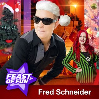 FOF #2814 – B-52s' Fred Schneider Savors the Christmas Fruitcake
