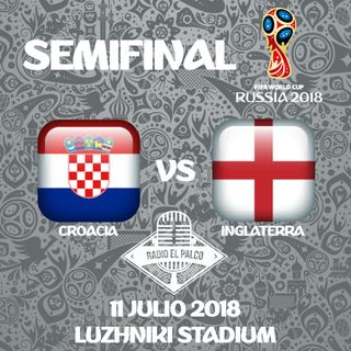 Croacia vs Inglaterra en VIVO