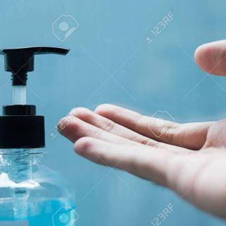 184 - Perché il gel per le mani è freddo