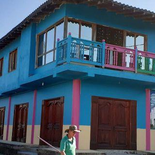 """De """"casa del terror"""" de los paras a centro cultural"""