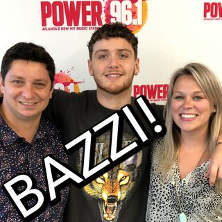 BAZZI and the 'Mission Impossible' challenge!