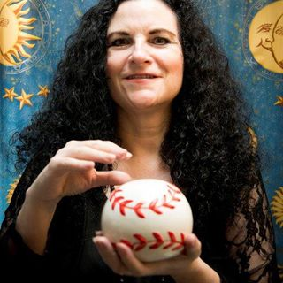 Andrea Mallis, Astrologer, discusses current events and astrology & sports