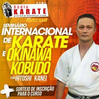 SEMINÁRIO DE OKINAWA KOBUDO E KARATE - Rádio Karate