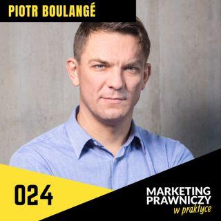 MPP#024 Coworking dla prawników - Piotr Boulangé