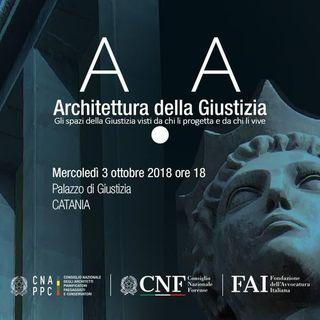 Architettura della Giustizia #IVostriEventi