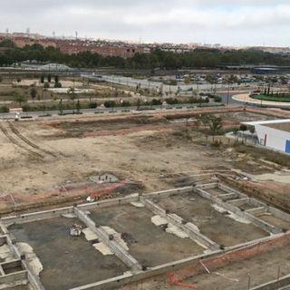El Colegio Miguel de Cervantes más cerca de completarse