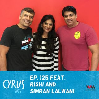Ep. 125 feat: Marathoners Rishi and Simran Lalwani