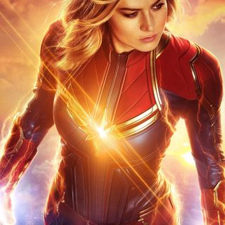 Captain Marvel Review - featuring codeydraws - Part 1