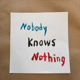 Episode 4 Nobody Knows Nothing