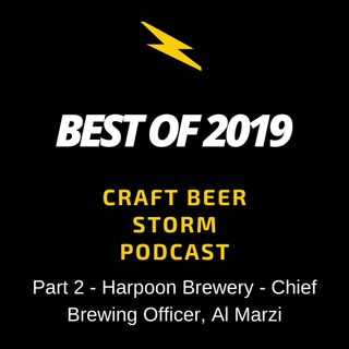 Best of 2019 Part 2 - Harpoon Brewery - Chief Brewing Officer, Al Marzi
