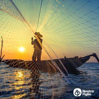 Filastrocca nelle reti dei pescatori