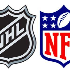 Blackhawks, NHL, NFL, SUPERBOWL 49