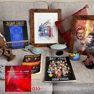 GC: 033: Our Star Trek Collectibles