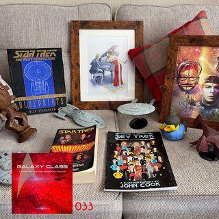 GC: 033: Our Star Trek Collectibles