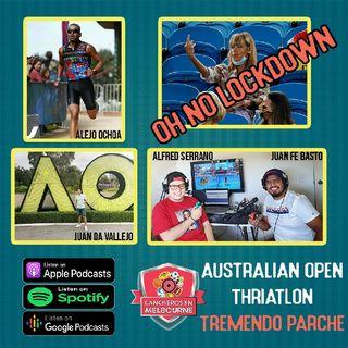De vuelta al lockdown con historias del Australian Open