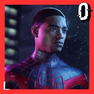 Spiderman- Miles Morales: Spiderverse el videojuego