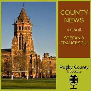 """County News numero 3 - Periodo 24 settembre - 6 ottobre 2021 La selezione di articoli """"imperdibili"""" da web e carta stampata"""