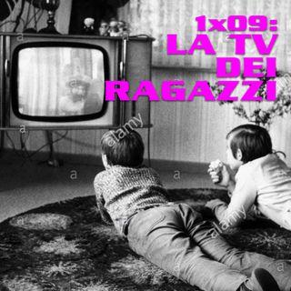 QEF 1x09: LA TV DEI RAGAZZI