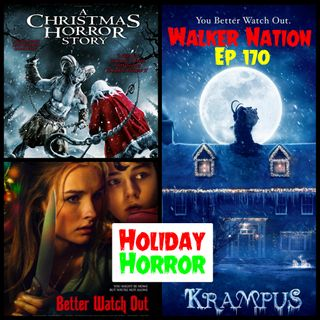 "Ep 170 ""Holiday Horror"""