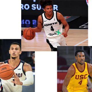 Predicted Top 5 in 2021 NBA Draft