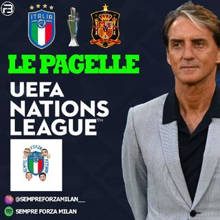 ITALIA SPAGNA 1-2 | PAGELLE
