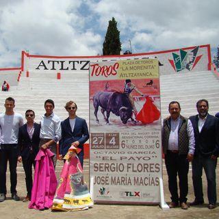 Presentación cartel Atltzayanca 2019