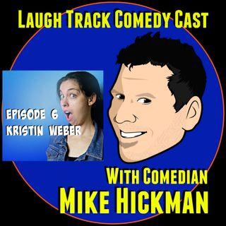 Laugh Track Comedy Cast - Kristin Weber