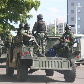 Sedena asegura narcolaboratorio en Sinaloa