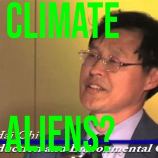 Space Aliens Are Breeding With Humans?  For Climate Change?