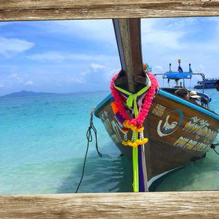 #001 Mit dem Rucksack durch Thailand