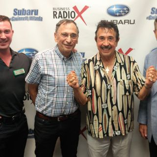 SIMON SAYS LET'S TALK BUSINESS: Armand Hammer with Candy Mountain Sweets & Treats and Chris Maier with Green Circle Demolition