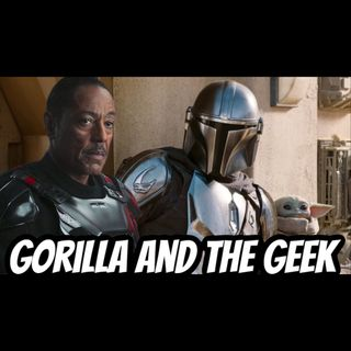 The Mandalorian Season 2 Discussion - Gorilla and The Geek Episode 35 with Shawn